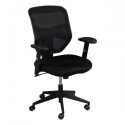 Hon Basyx Used Task Chair Black