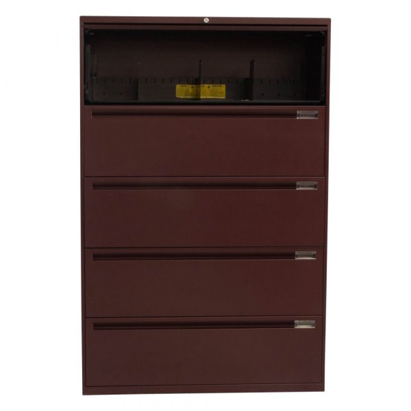 Office Specialty Used 5 Drawer Lateral File 42 Inch