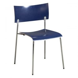 Used stackable chairs Used Office Piiroinen Chip Used Stackable Chair Blue Office Liquidation Stacking Chairs National Office Interiors And Liquidators