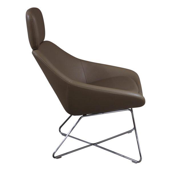 Allermuir Open Lounge Chair