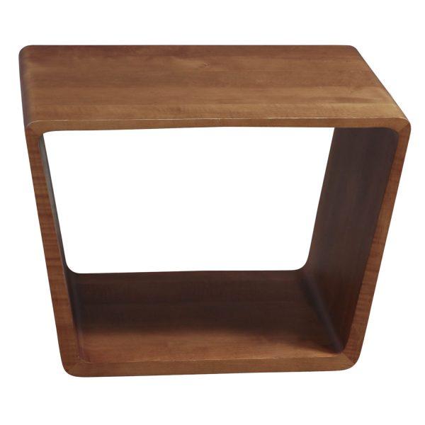 Etonnant Bernhardt Used Veneer End Table Oak