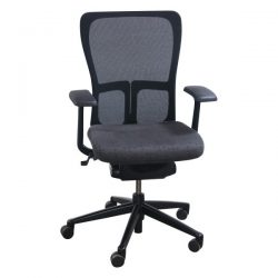 Haworth Zody Used Conference Chair Black Pattern
