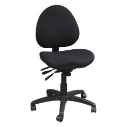 Body Bilt J757 Used Armless Task Chair