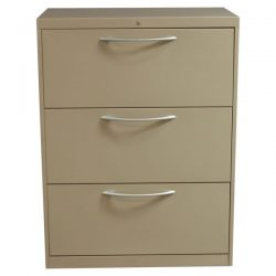HON 3 Drawer 30 Inch Lateral File