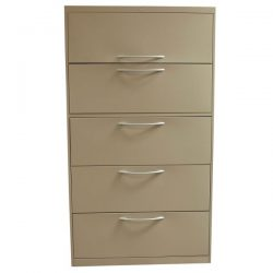 HON 5 Drawer 36 Inch Lateral File