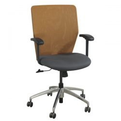 Harter by Izzy+ Used Conference Chair Yellow