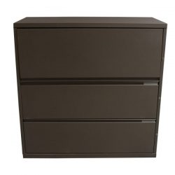 Herman Miller Meridian Used 3 Drawer 42 Inch Lateral File