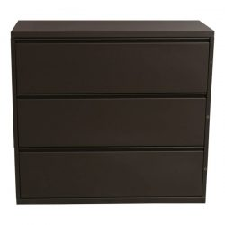 Herman Miller Meridian Used 3 Drawer 42 Inch