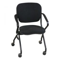 KI Torsion on the Go! Used Nesting Chair Black
