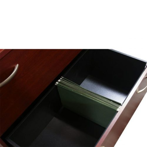 Laminate Used 2 Drawer Lateral File