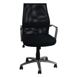 Offices To Go Used Modern Conference Chair Black
