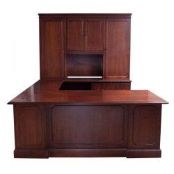 Steelcase Norfolk Used U Shape Desk Right Return