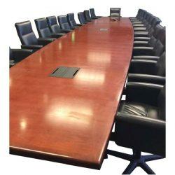 Steelcase Used 30 Foot Veneer Conference Table