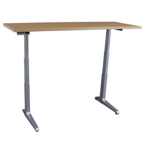 Workrite Sierra 23x72 Electric Sit Stand Table