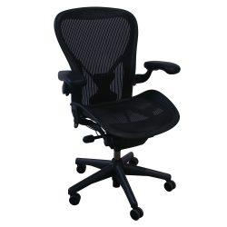 Herman Miller Aeron PostureFit Used Size C Task Chair