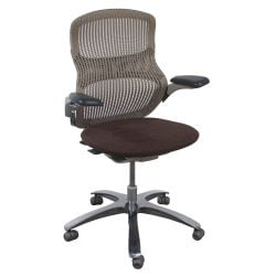 Knoll Generation Used Task Chair Cafe Brown