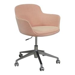 Brayton Paulina Used Conference Chair Apricot