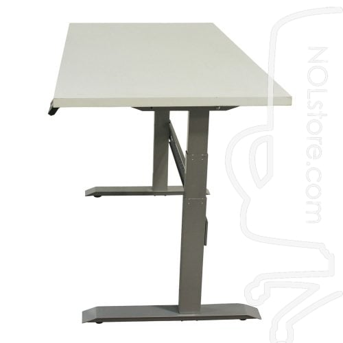 HAT Used 30x60 Electric Sit Stand Table White