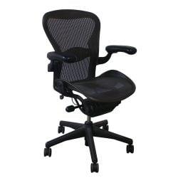 Herman Miller Aeron Used Size B Task Chair Lead