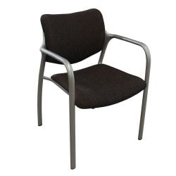 Herman Miller Aside Used Stack Chair Brown Pattern