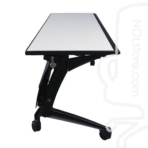 Steelcase Vecta Used 24x72 Inch Mobile Nesting Table