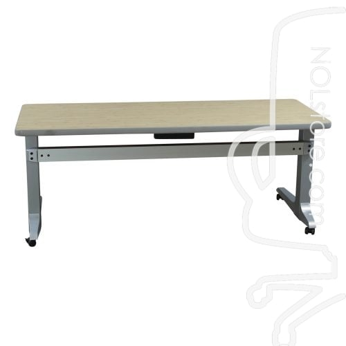 Workrite Sierra Used 24x60 Mobile Electric Sit Stand Table