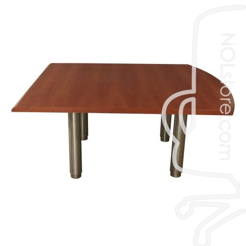 Knoll Used 5ft Conference Table Walnut