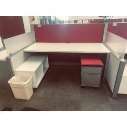 Steelcase Answer 6x4 Used Cubicle