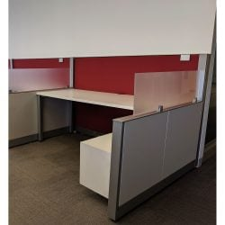 Steelcase Answer 6x4.5 Used Cubicle Sold in Pods
