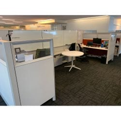 6x8 Knoll Dividends Used Cubicles Sold in Pods