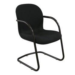 Herman Miller Ambi Used Side Chair Black
