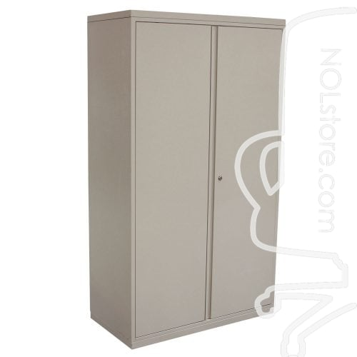 Herman Miller Meridian Used 36 Inch Storage Cabinet Putty Closed Doors