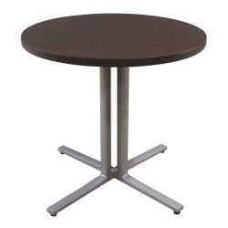 Herman Miller Everywhere Used 30 Inch Round Meeting Table Graphite Twill