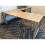 Steelcase Answer 12' Manager Station Used Cubicle - Sold in Rows