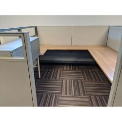 Steelcase Answer 8x8 Used Cubicle - Sold in Rows