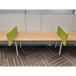 Steelcase Answer Used Telemarketing Cubicles - Sold as a pod of 10