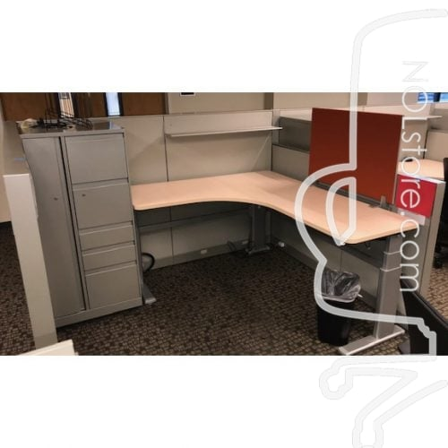 steelcase answer w lifting desk
