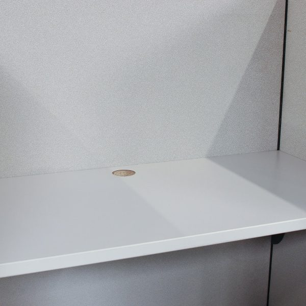 4'x3.5' Premise Used Telemarketing Station By Haworth, Sold in Pods