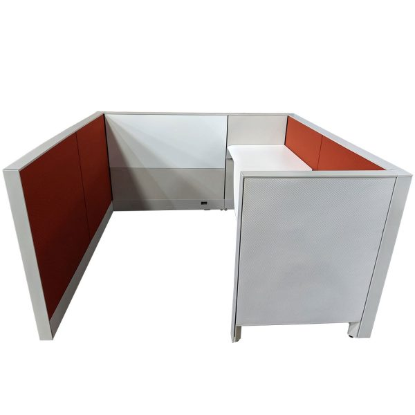 6x6 Knoll Dividends Used Cubicles - Sold in Pods