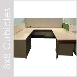 Cubicles 8x8