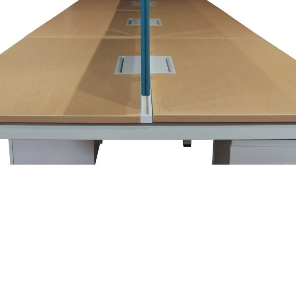 Friant Verity 30x60 Bench Style Desk Station - Sold as a pod of 13