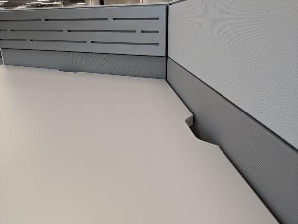 Haworth Compose Used Collaborative Pod of 9 w Mgr Station