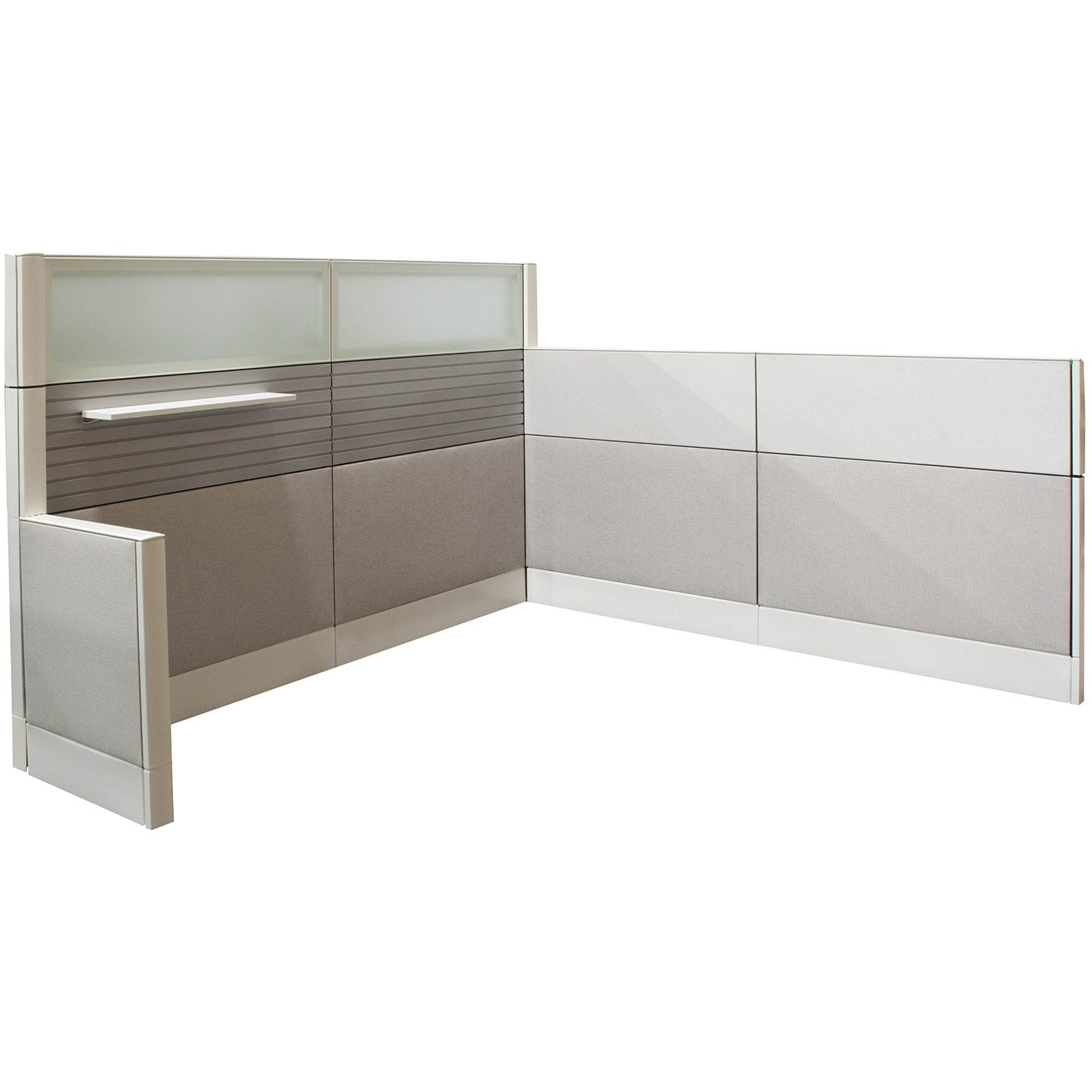 48×49 Inch Premise Used Cubicle Panel By Haworth