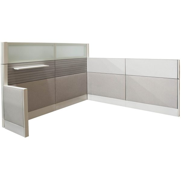 24×33 Inch Premise Used Cubicle Panel By Haworth