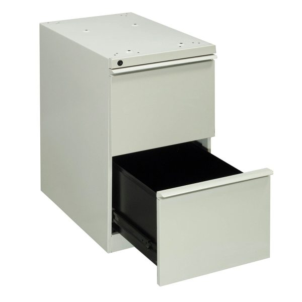 Knoll Dividends Used File File Pedestal, Putty