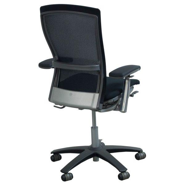 Knoll Life Used Mesh Back Task Chair, Black