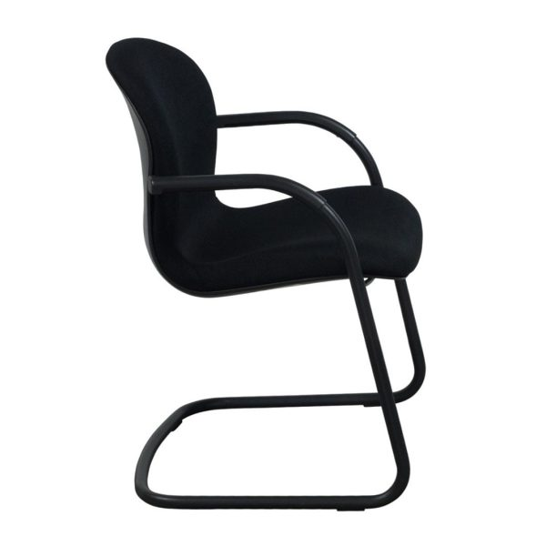 Knoll RPM Used Side Chair, Black