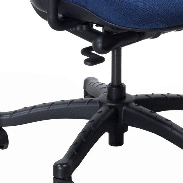 Knoll RPM Used Ergonomic High Back Task Chair, Blue