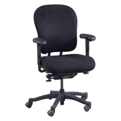 Knoll RPM Used Ergonomic High Back Task Chairs, Black