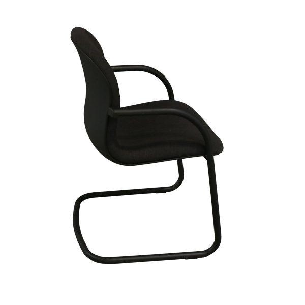 Knoll RPM Used Side Chair, Smoke